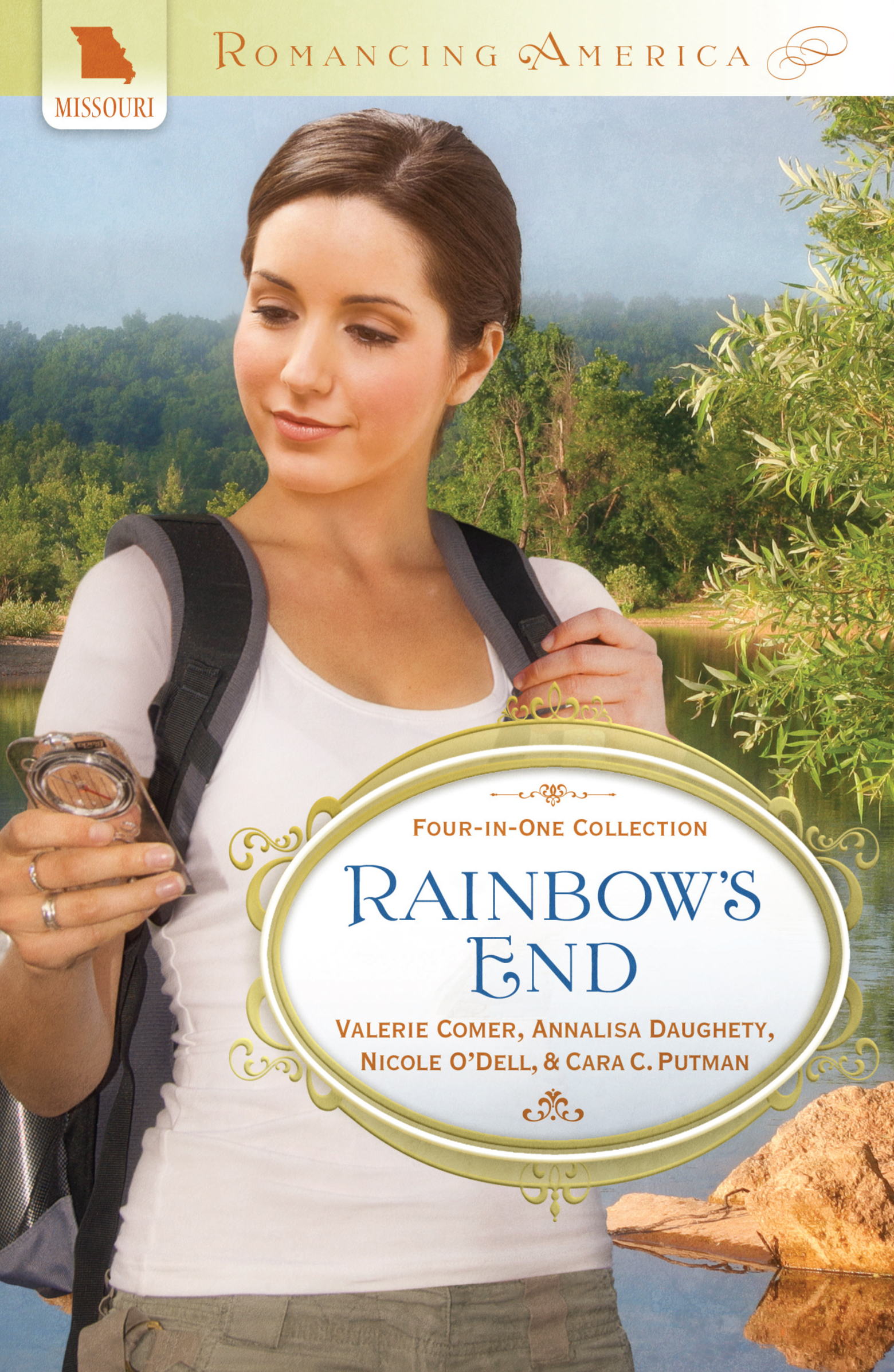 Rainbow's End — a geocaching romance collection
