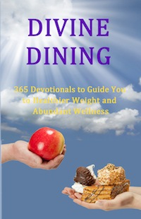 janet brown, divine dining, devotional, where food meets faith