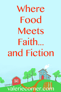 goodreads, where food meets faith