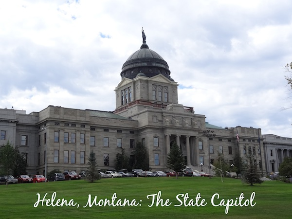 Helena Montana State Capitol