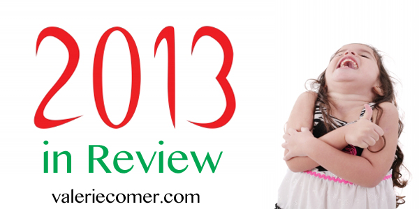 2013 in review, goals, valerie comer