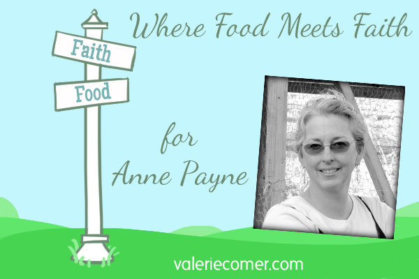 where food meets faith, anne payne, valerie comer