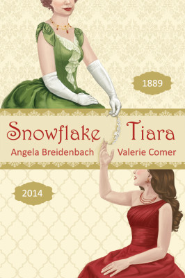 Snowflake Tiara: 2-in-1 Christmas Collection