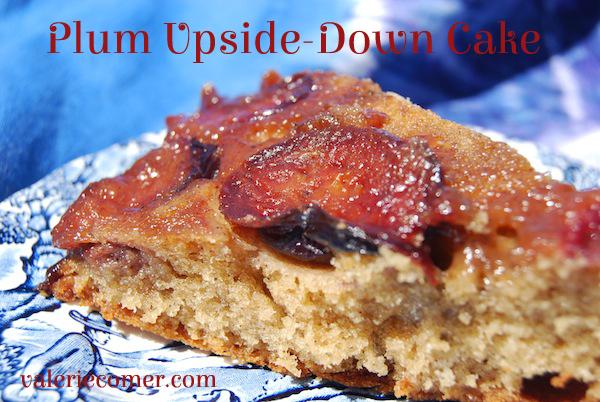 Frozen Plum Cake Recipe