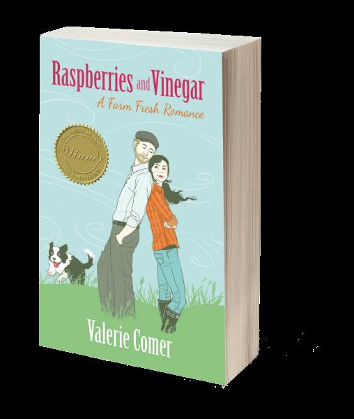 Raspberries and Vinegar: A Farm Fresh Romance (Farm Lit)