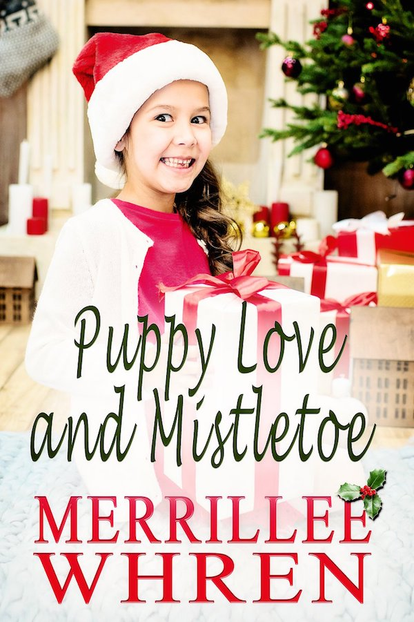 Puppy Love and Mistletoe