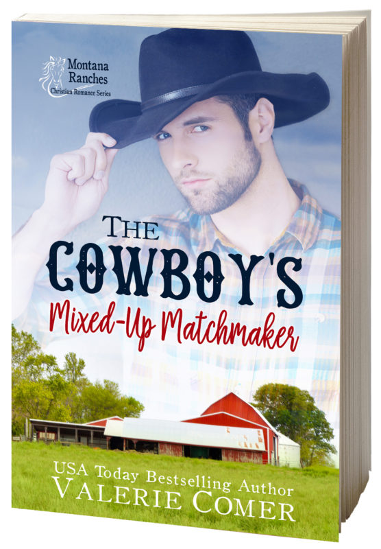 The Cowboy's Mixed-Up Matchmaker