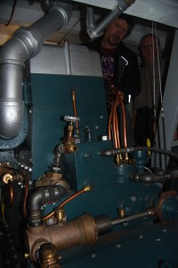 BCP 45 Engine Room
