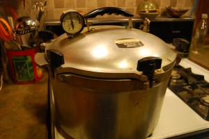food preservation pressure canning