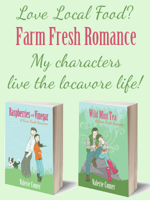 farm fresh romance, farm lit, locavore