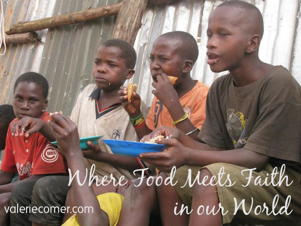 Where Food Meets Faith: in our World
