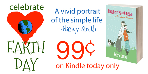 earth day, sale, farm fresh romance, farm lit