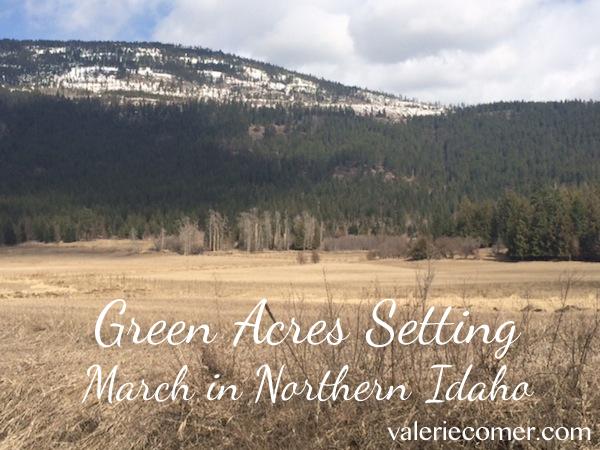 Green Acres farm, farm lit, Idaho