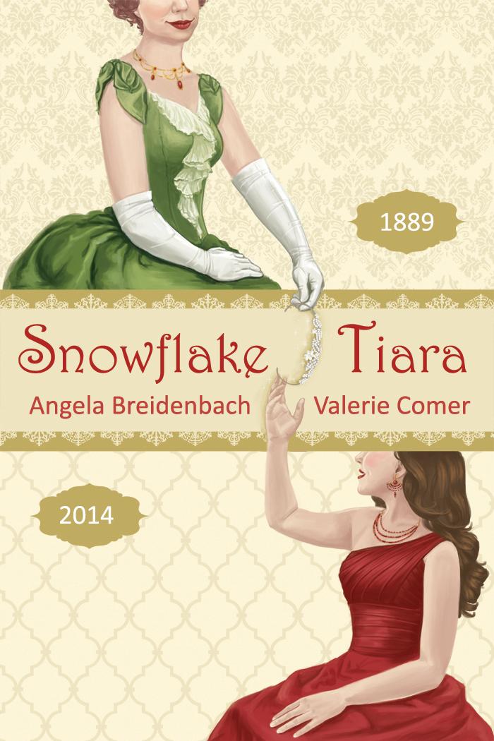 snowflake tiara, angela breidenbach, valerie comer, christmas, beauty pageant