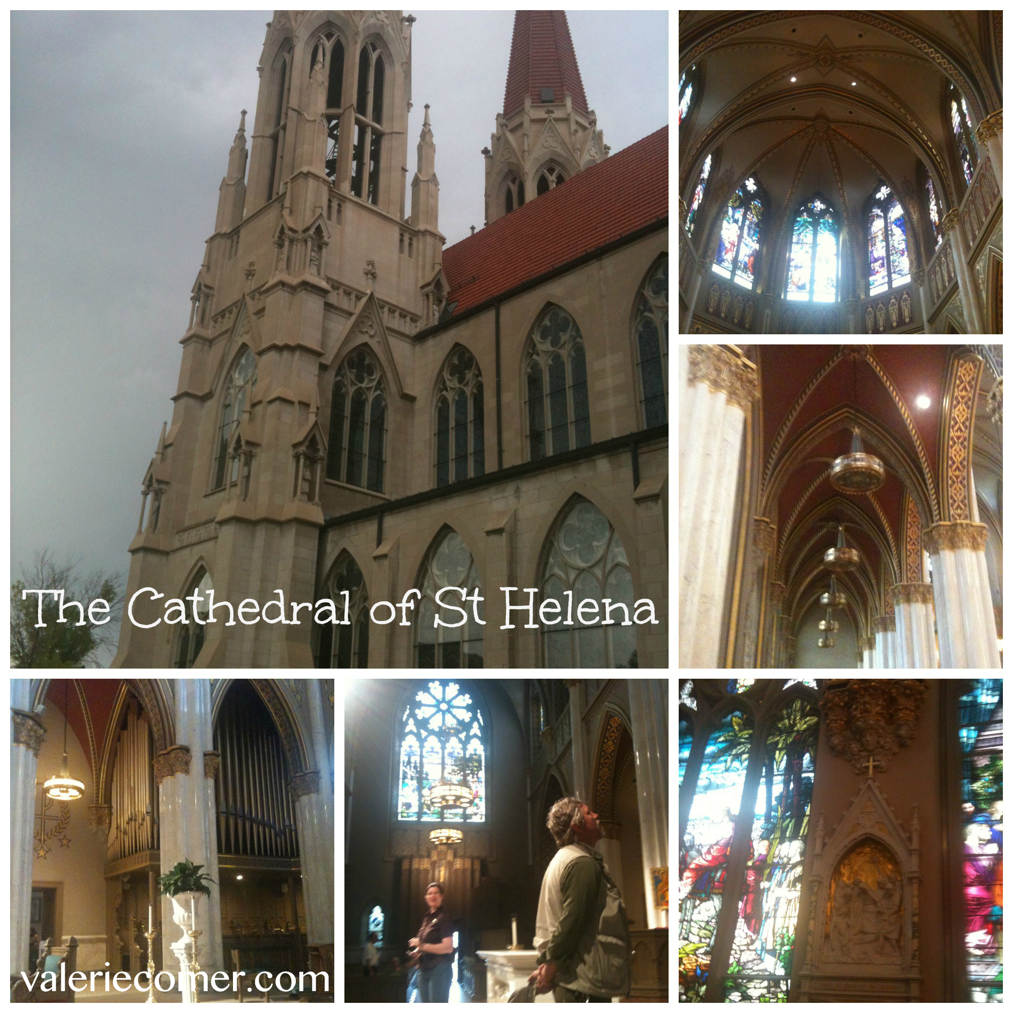 Christmas at the Cathedral, Cathedral of St Helena, Snowflake Tiara