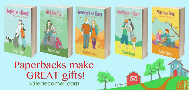 paperbacks make great gifts