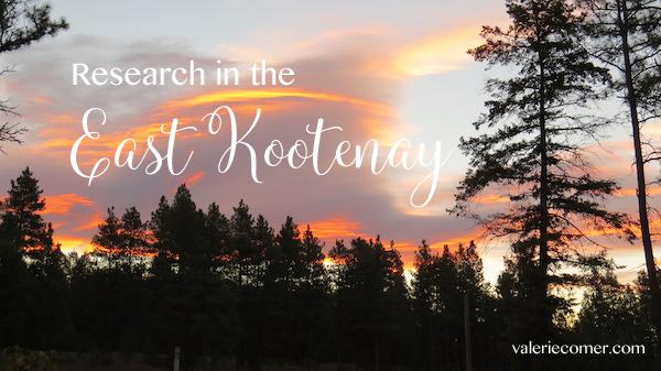 East Kootenay, BC