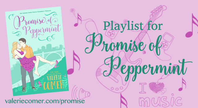 promise of peppermint, perfect love casts out fear