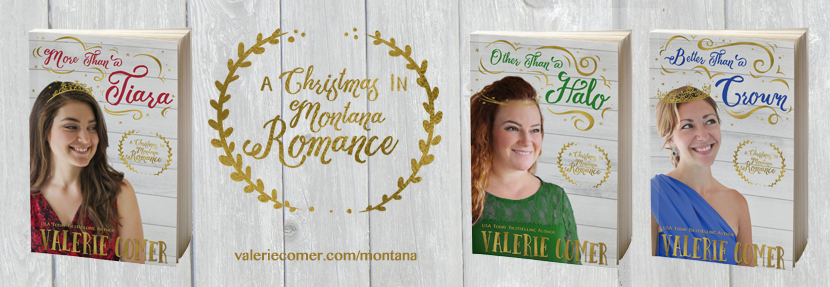 Christmas in Montana Romance Series