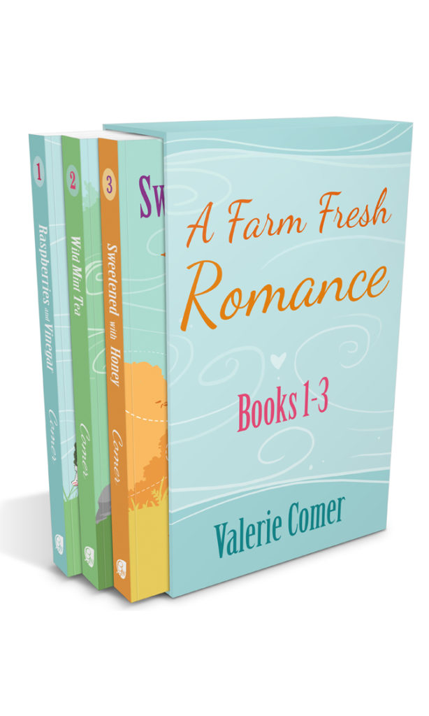 Farm Fresh Romance 1-3<br>by Valerie Comer