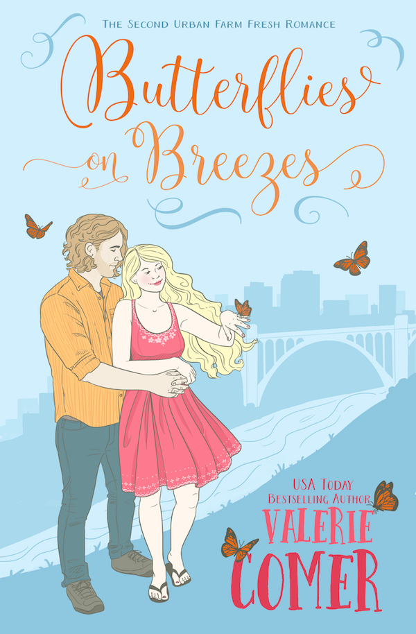 Butterflies on Breezes<br>by Valerie Comer