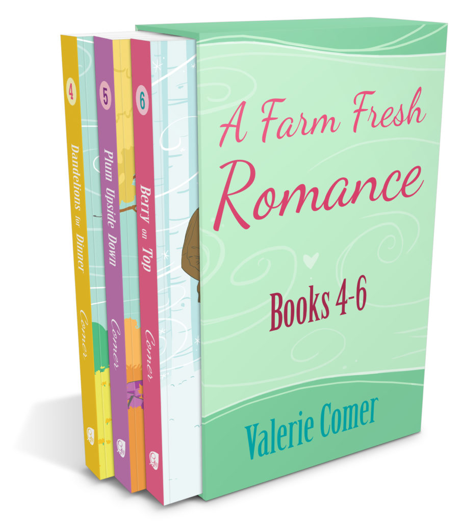Farm Fresh Romance 4-6<br>by Valerie Comer