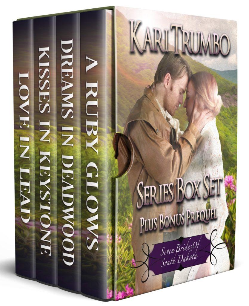 Seven Brides of South Dakota 0-3 by Kari Trumbo