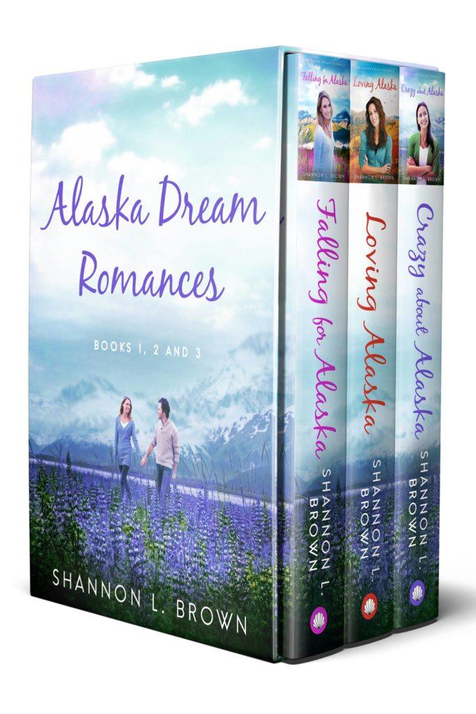Alaska Dream Romances 1-3 by Shannon L. Brown