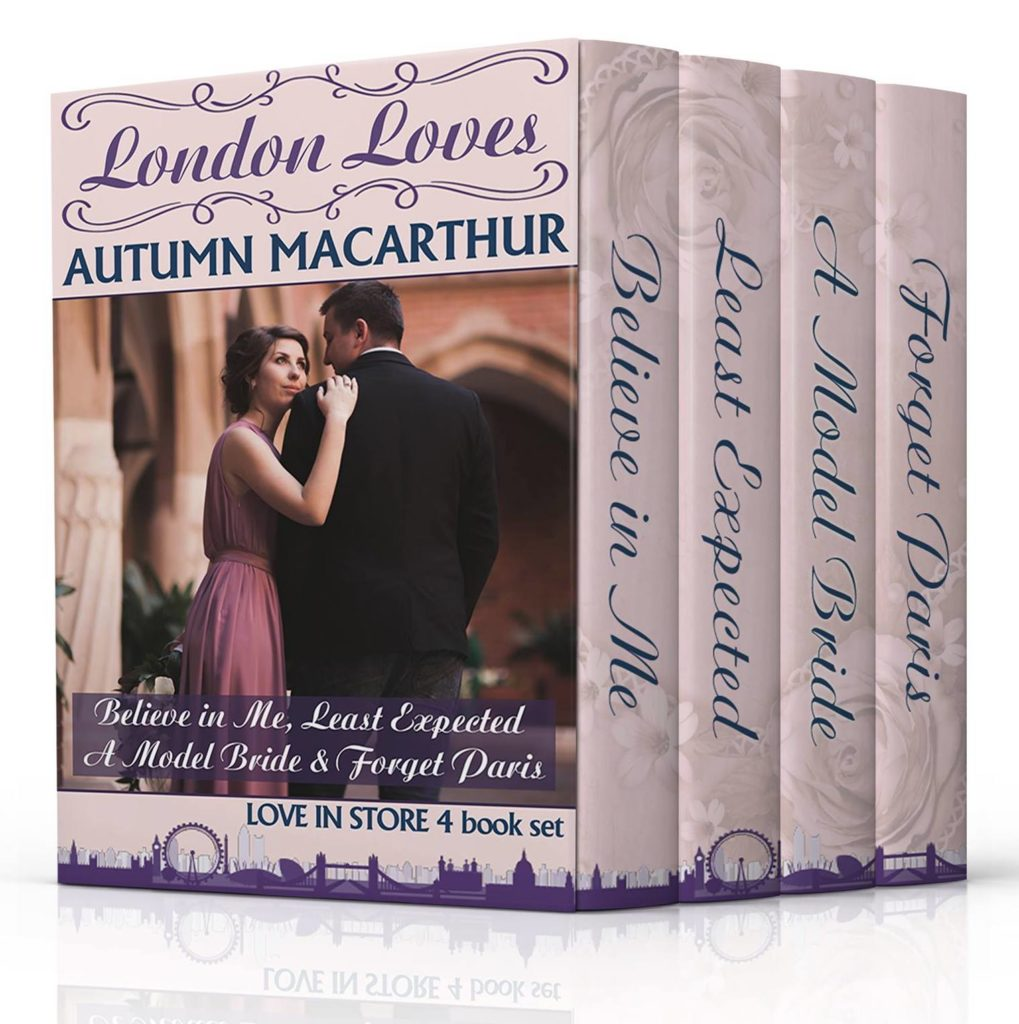 London Loves (Love in Store 2-4) by Autumn Macarthur