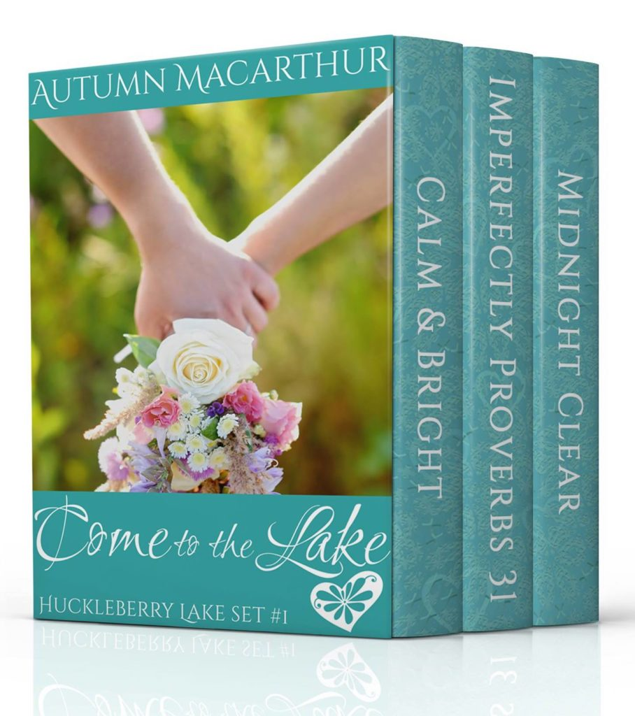 Come to the Lake (Huckleberry Lake 1-3) by Autumn Macarthur