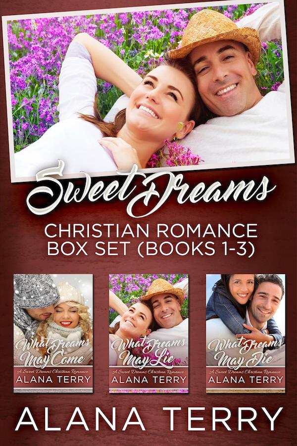 Sweet Dreams 1-3 by Alana Terry