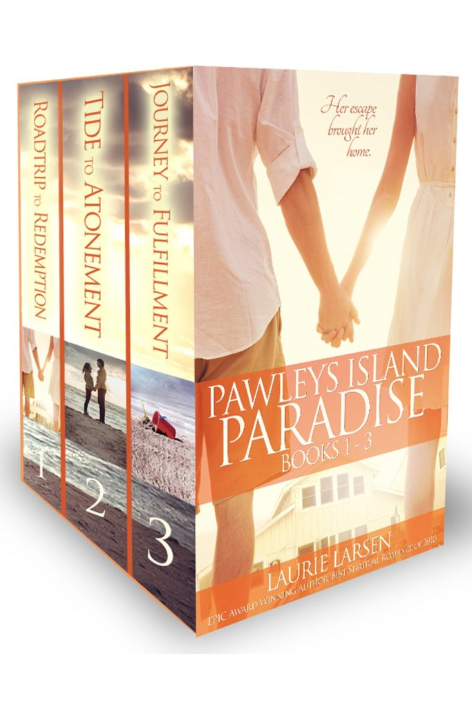 Pawley's Island Paradise 1-3 by Laurie Larsen
