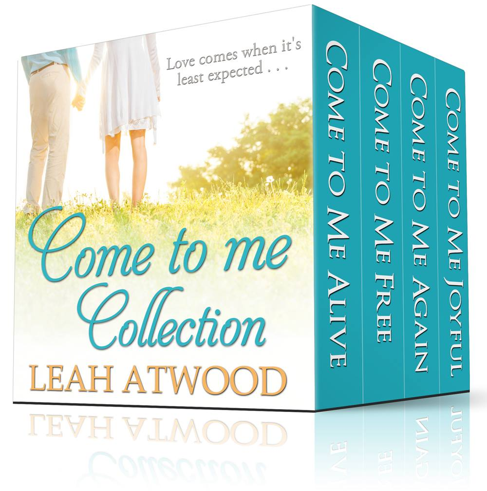 Come to Me Collection 1-4 by Leah Atwood