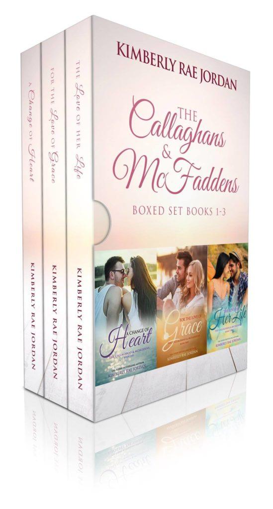 The Callaghans & McFaddens 1-3 by Kimberly Rae Jordan