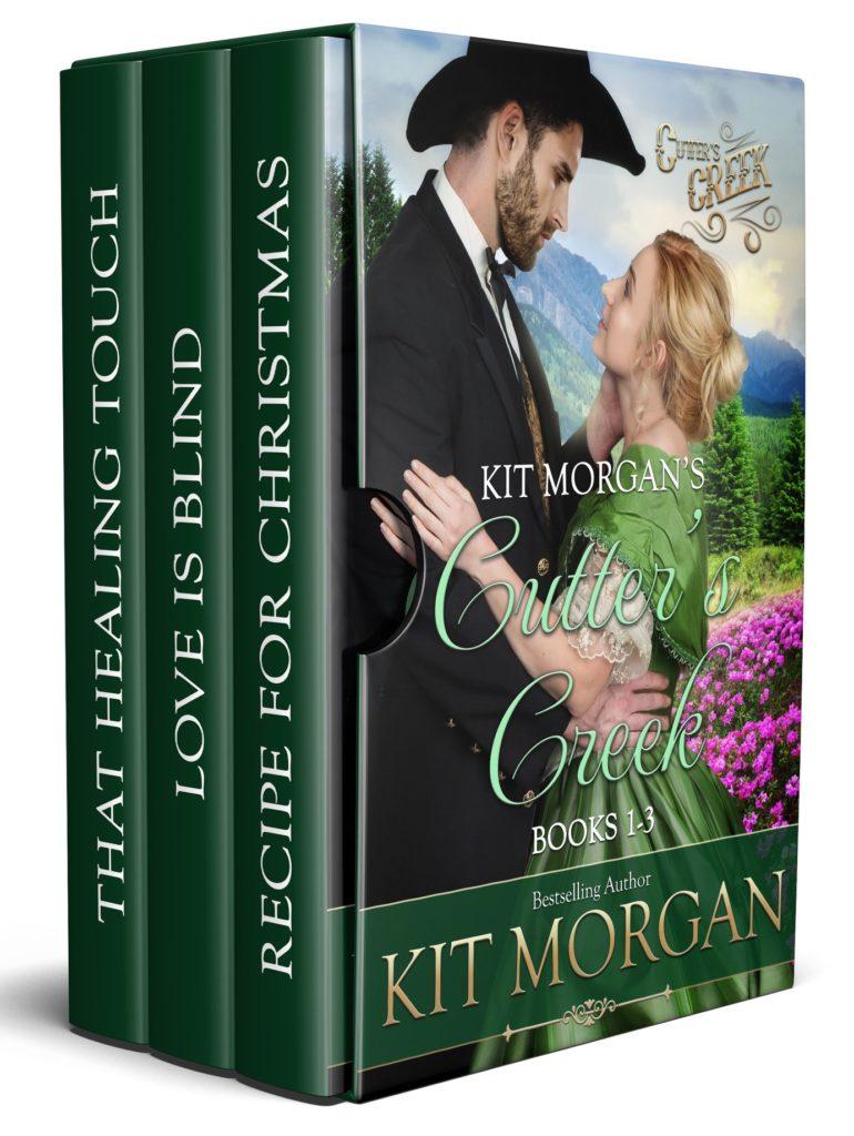 Cutter's Creek 1-3 by Kit Morgan