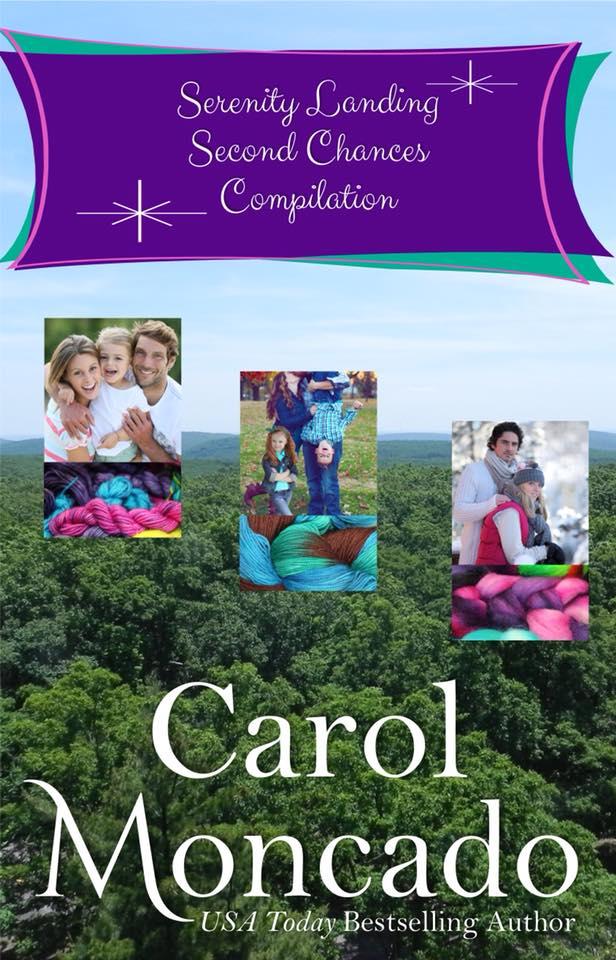 Serenity Landing Second Chances Compilation by Carol Moncado