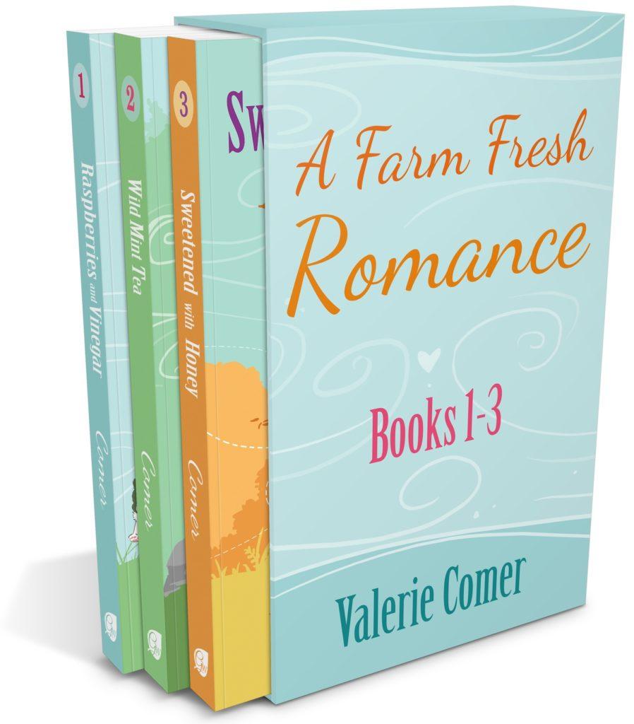 A Farm Fresh Romance 1-3 by Valerie Comer