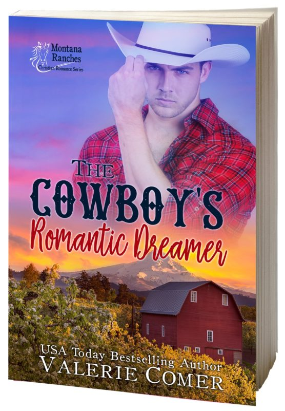 The Cowboy's Romantic Dreamer