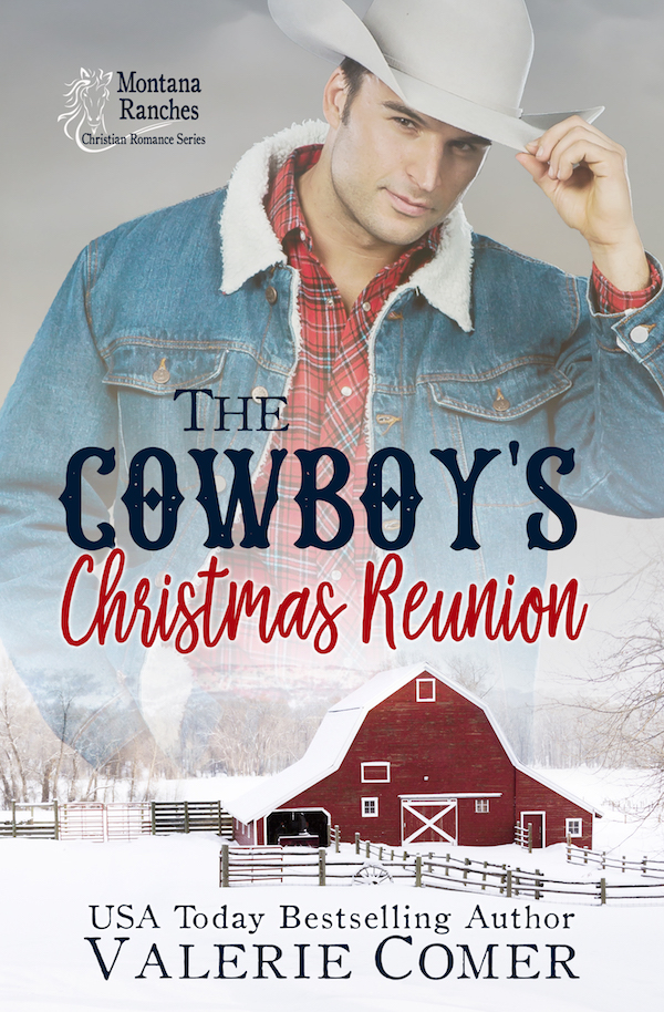 The Cowboy's Christmas Reunion<br>by Valerie Comer