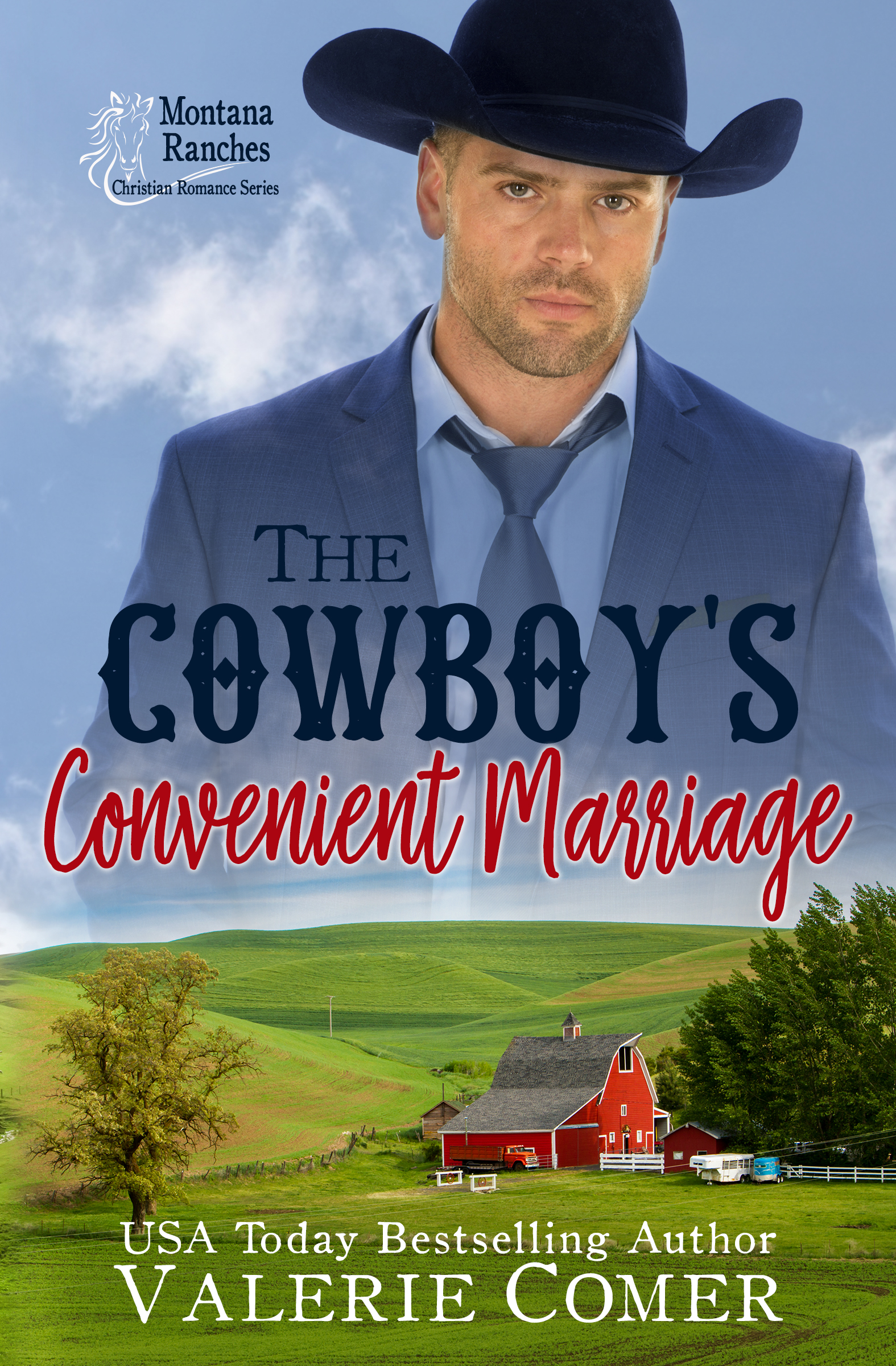 The Cowboy's Convenient Marriage