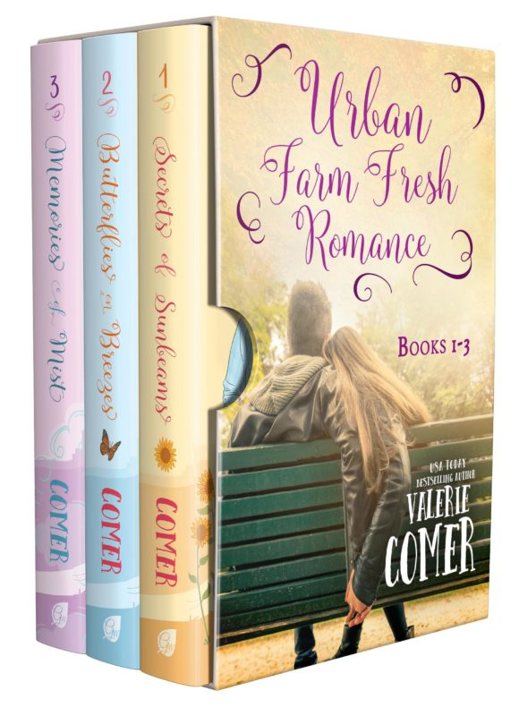 An Urban Farm Fresh Romance 1-3