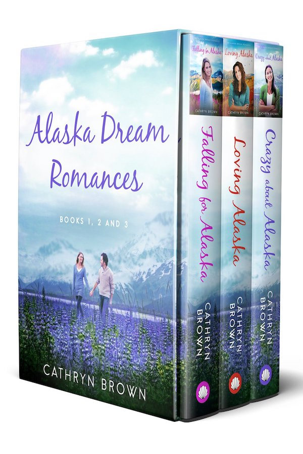 Alaska Dreams Romance 1-3<br>by Cathryn Brown