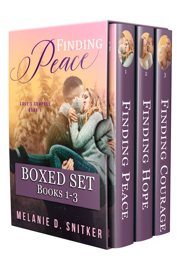Finding Peace 1-3<br>by Melanie D. Snitker