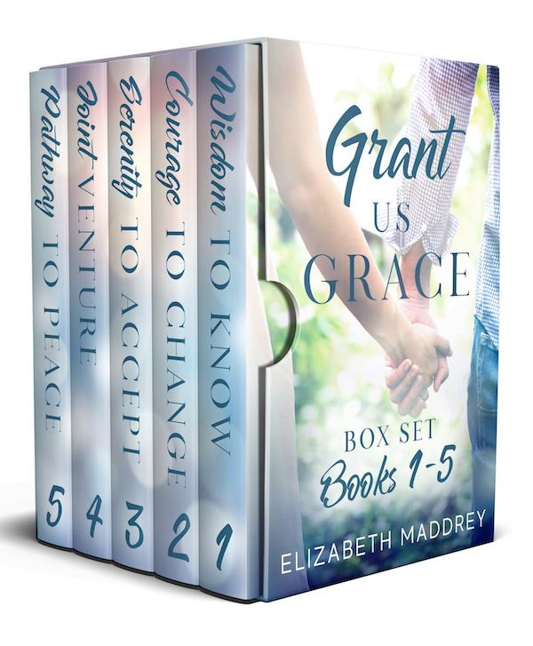 Grant Us Grace 1-5<br>by Elizabeth Maddrey