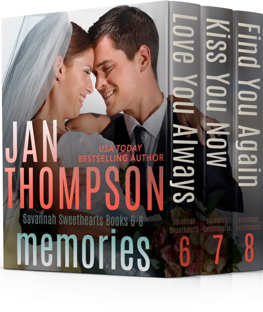 Memories (Savannah Sweethearts 6-8)<br>by Jan Thompson
