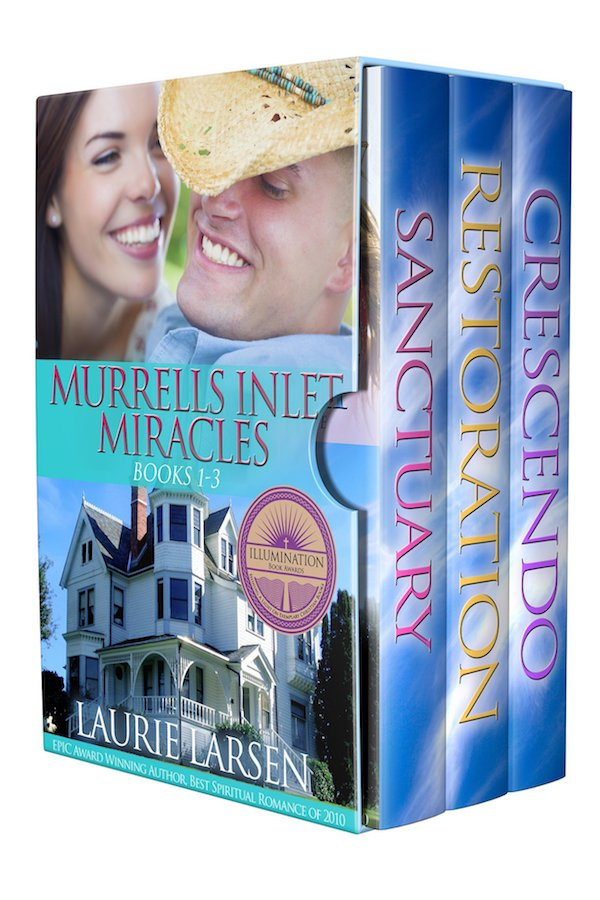 Murrells Inlet Miracles 1-3<br>by Laurie Larsen