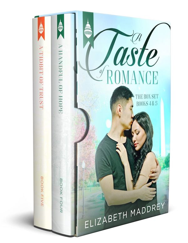 A Taste of Romance Box Set (Books 4&5)<br>by Elizabeth Maddrey