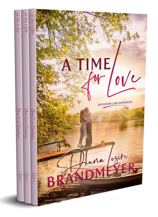 A Time for Love (Silverton Lake Romances)<br>by Diana Lesire Brandmeyer