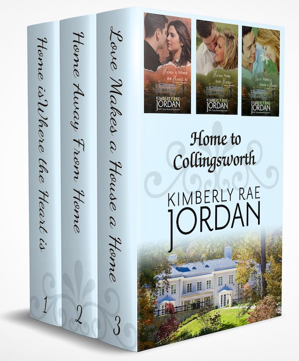 Home to Collingsworth 1-3 <br>by Kimberly Rae Jordan