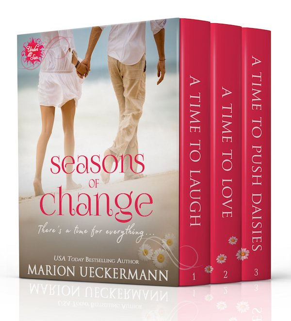 Seasons of Change<br>by Marion Ueckermann